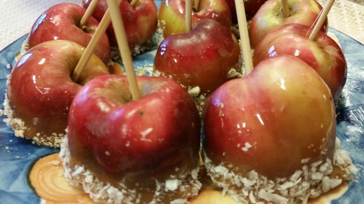 Žalio obuolio šventė